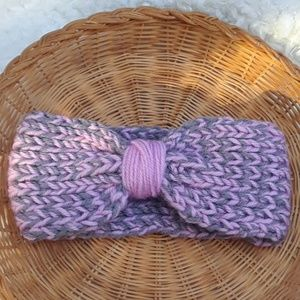 Other - Baby Girls Knit Headband Ear Warmer Wrap 1-4T